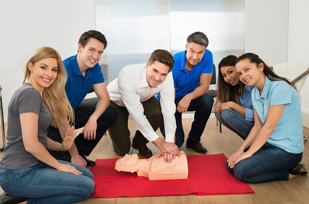 The Value of Group CPR Training