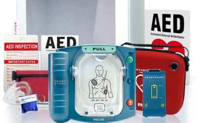 How a Home AED Can Protect Your Friends and Family