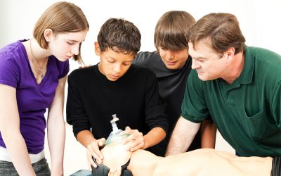 5 Reasons Your Teenager Should Learn CPR