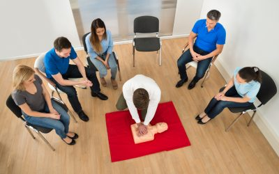 4 Benefits of CPR Training in the Workplace