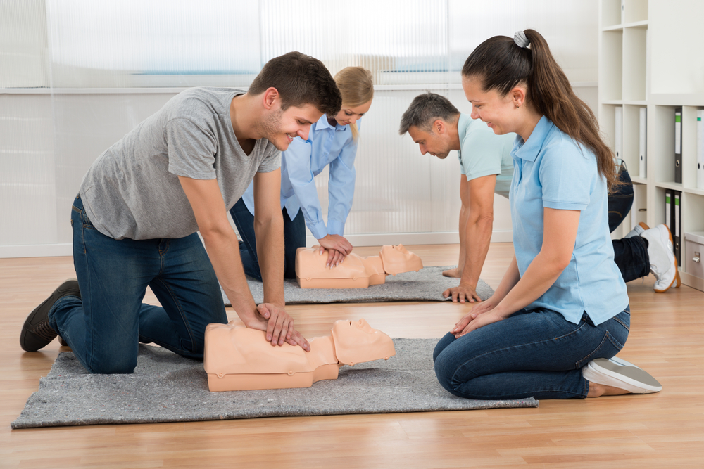3 Options to Get CPR Certified, Health Street LLC, Houston