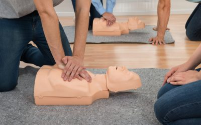 What Will a Group CPR Class Teach You?